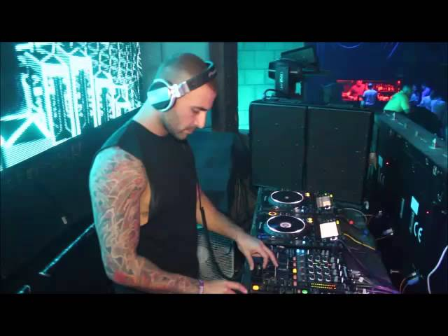DJ Aron 10 years Babylon #1