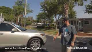 Autoline Preowned 2006 Infiniti FX35 For Sale Used Walk Around Review Test Drive Jacksonville