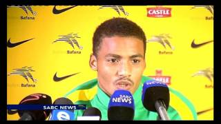 Bafana ready for second bite at Angola