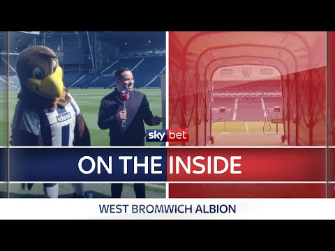 On the inside   West Bromwich Albion Stadium   Behind the scenes