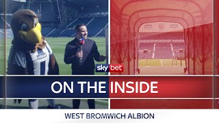 On the inside | West Bromwich Albion Stadium | Behind the scenes