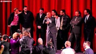 Alpa Gun Filmpremiere Blutzbrüdaz -