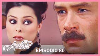 Amarte es mi pecado: Arturo descubre que Leonora es la Sra. Palacios | Escena C-80 | tlnovelas