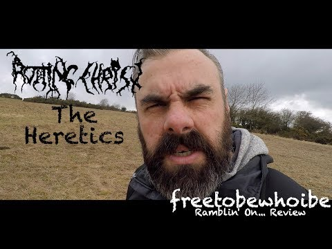 Rotting Christ - The Heretics (Album Review/Reaction) Mp3