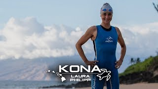 Training on Maui with Laura Philipp