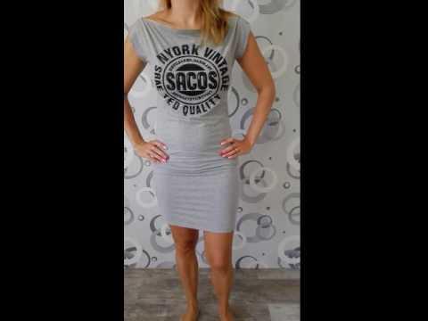 Dámské sportovní šaty - StyleModa