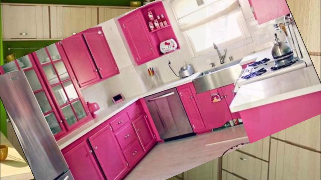 Kombinasi Warna Cat Ruang Dapur Ukuran Sempit Youtube