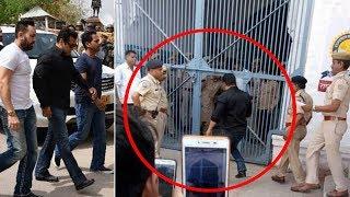 দেখুন যেভাবে জেলে ঢুকানো হলো সালমান খানকে | কান্নায় ভেঙ্গে পরলো তার বোন | Salman Khan | Bangla News