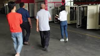 low pressure compressor air compressor visitors from Malaysia