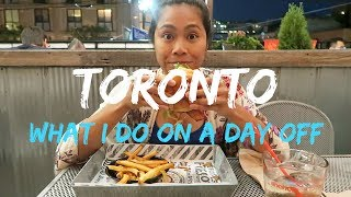 Things to do in Toronto (What I do on a Day Off) - Travel with Arianne - Travel Canada episode #12