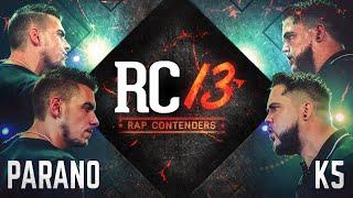 Rap Contenders 13 : K5 vs Parano
