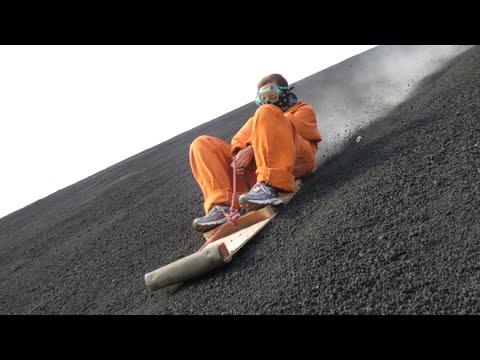 Volcano Boarding at Cerro Negro, Nicaragua - Best Travel Destination