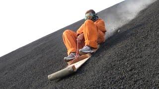 Volcano Boarding at Cerro Negro, Nicaragua – Best Travel Destination