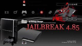 COMMENT JAILBREAKER SA PS3 EN 4.85 (REBUG LITE)