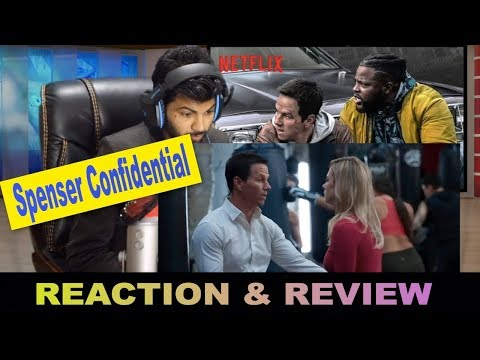 Mark Wahlberg On Playing His Hometown Tv Hero In Spenser Confidential Youtube
