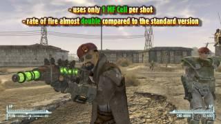 Fallout: NV - Q-35 Matter Modulator (Unique Plasma Rifle)