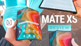 Huawei Mate Xs Review: The Ultimate Foldable as my Daily Driver!
