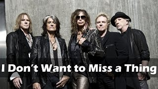 Baixar Como Cantar I Don't Want to Miss a Thing   Aerosmith   Helder Cortez