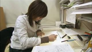 Making Naruto the Movie 1 [Inside the Animation Studio]