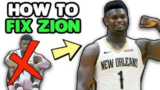 Can Zion Williamson be FIXED? Doctor Explains How to 'Re-program' the NBA Superstar