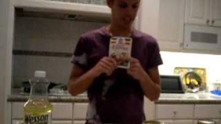 Vegan Glee! : How To Make Tempeh Tacos - Part 1