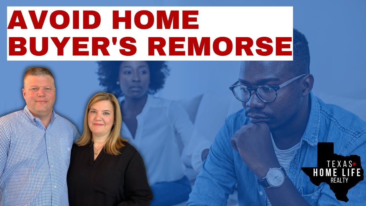 5 Tips to Avoid Anxiety After Buying a House | How to Overcome Buyer's Remorse