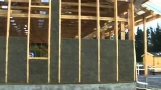 Как фины строят каркасные дома