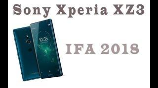 Sony Xperia XZ3 = Xperia XZ2 Premium