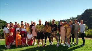 The X Factor UK 2018 Robbie and The Groups Finalists Judges' Houses Full Clip S15E13