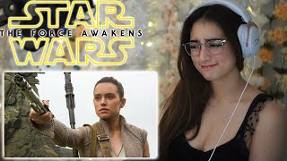A Few Familiar Faces... / Star Wars: The Force Awakens Reaction