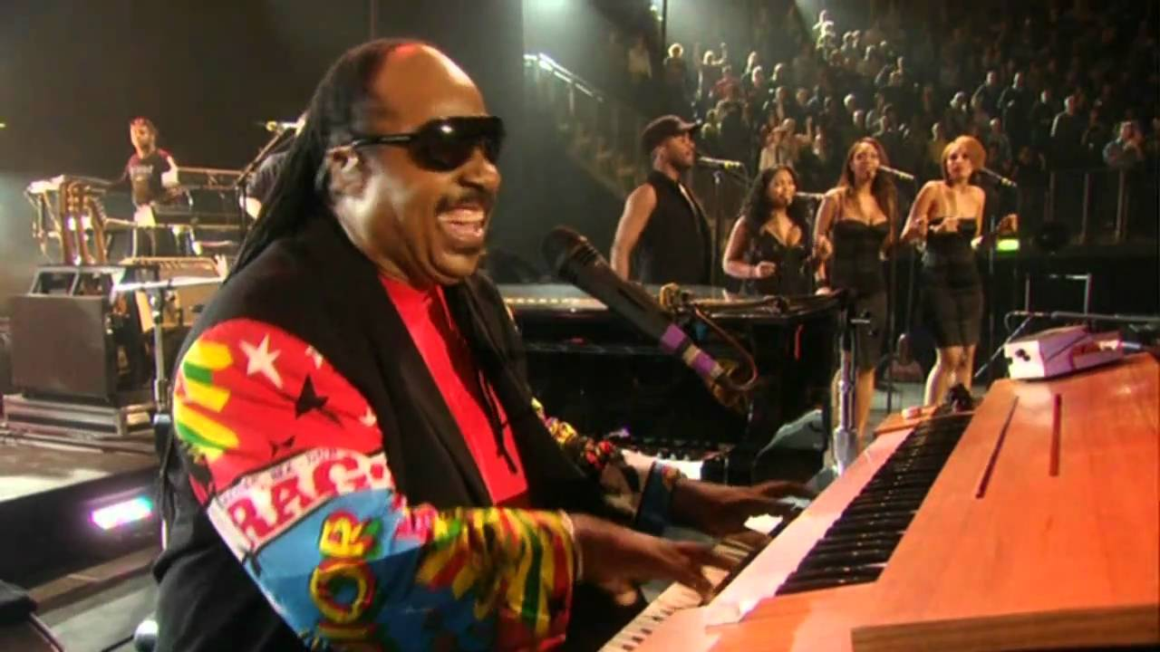 Stevie Wonder Feelin Blessed With New Kidney, Drops New Music [Listen Here]