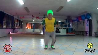 Xantos - Bailame Despacio (feat. Dynell) // Zumba® Choreography