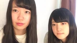 寺田美咲ちゃんとの配信.