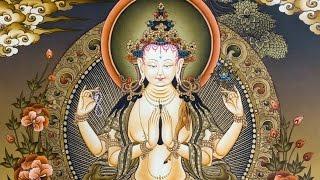 Авалокитешвара (Ченрези) Бодхисаттва сострадания