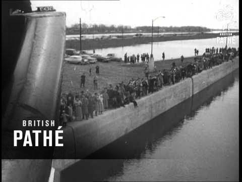 St. Lawrence Seaway Opens (1959)