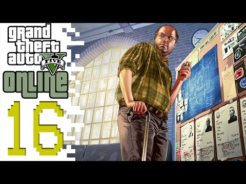 Let's Play GTA V Online PC (GTA 5) - EP16 - Finishing The Job