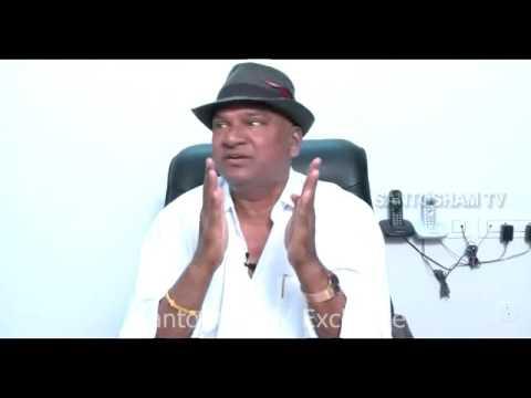 Rajendra Prasad Interview Sanosham TV Exclusive