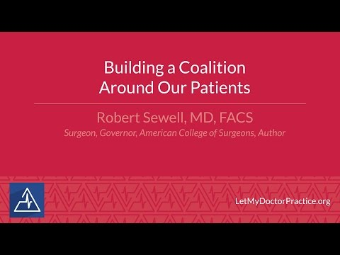 Building a Coalition Around Our Patients
