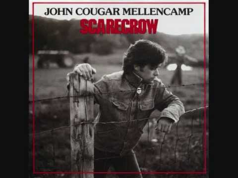 Rain On The Scarecrow-John Cougar Mellencamp +Lyrics