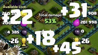 Clash of Clans | How to win at Champ Matchmaking