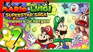 MARIO & LUIGI: SUPERSTAR SAGA + BOWSERS SCHERGEN Part 1: Superstar Saga DX für den Nintendo 3DS!