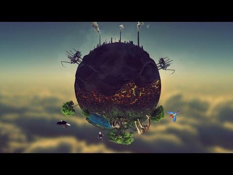 Earth Pollution - AMAZING Wallpaper Tutorial [Photomanipulation] #CC
