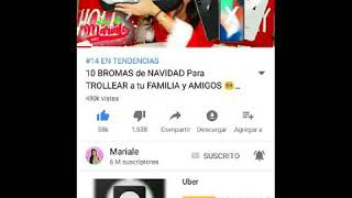 #FelizNavidadMariale