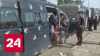 Правозащитники обвиняют США в гибели мирных граждан Ирака