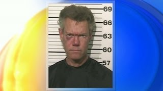 Randy Travis Arrested Naked, Charged With DWI in Tioga, Texas - Mugshot Released