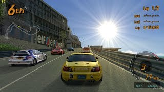 Gran Turismo 3 - Spoon S2000 Race Car '00 PS2 Gameplay HD