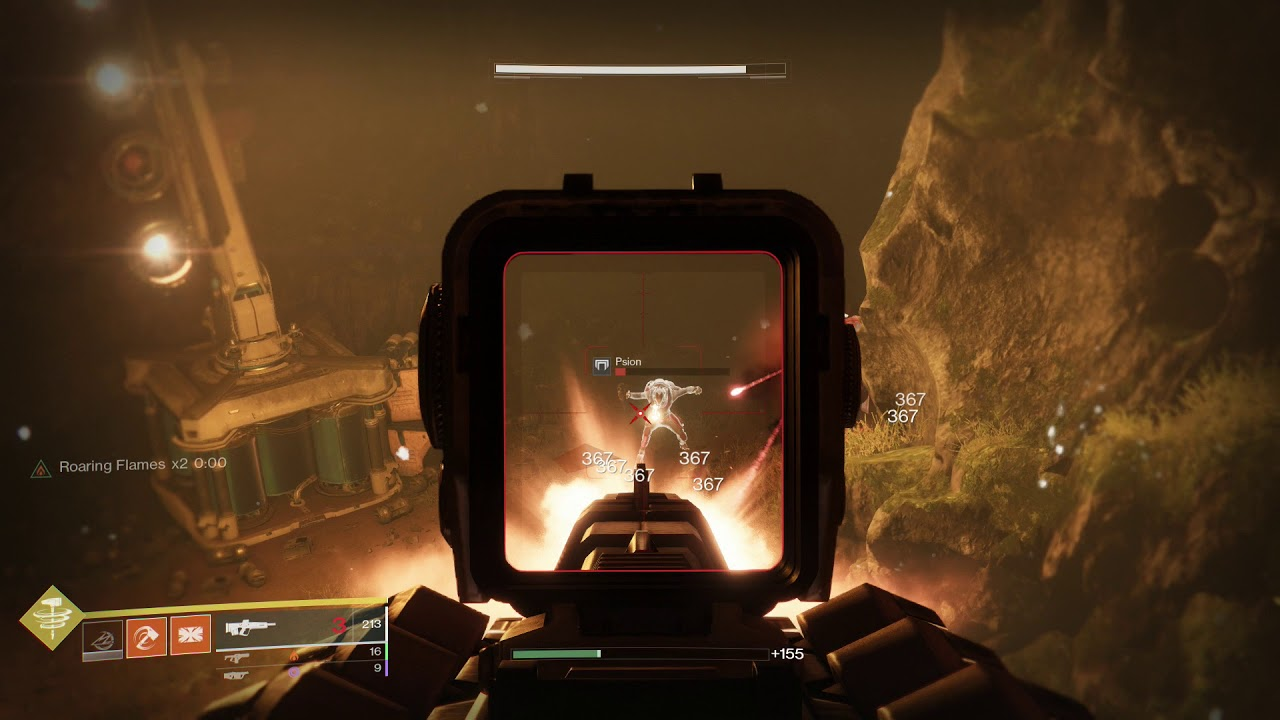 Destiny 2: Forsaken - Lost Sector - The Trappers Cave
