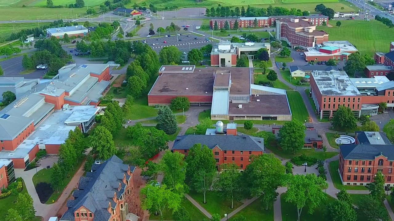 University Of Prince Edward Island >> Above Pei University Of Prince Edward Island