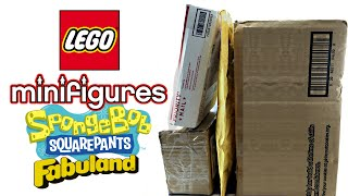 Weird LEGO Mystery Haul and Unboxing!