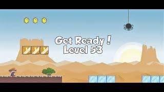 Super Nods World Jungle Adventure Level 49-54 Game